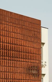 cloaked in bricks ~ admun design & construction studio ...