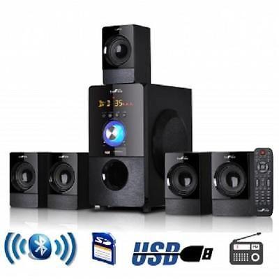 Home theater systems befree channel surround sound bluetooth speaker also rh pinterest