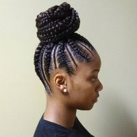 Try These 20 Iverson Braids Hairstyles With Images ...