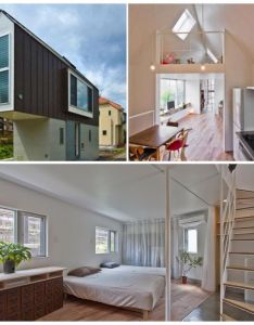 My latest obsession tinyhomes   ve been watching tinyhousehunters and they re amazing found this super cool one the hori no uchi house in japan also rh za pinterest