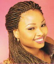 braiding princess african