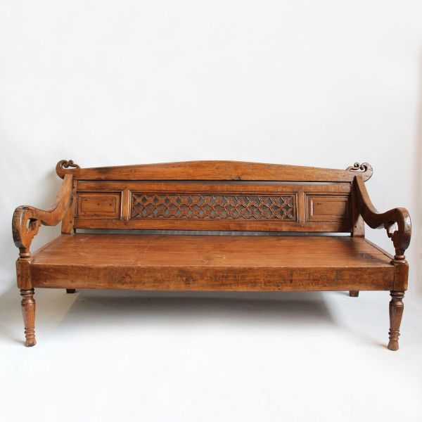 Antique Wood Daybeds