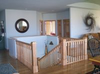 open stairway to basement - Google Search | For the Home ...