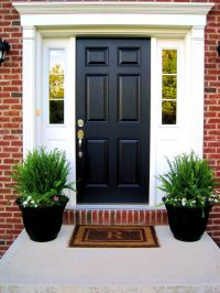 Front Porch Planter Urns | ... porch, check out The Nester ...