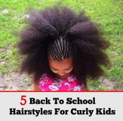 school hairstyles mixed