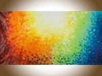 Orange And Blue Abstract Painting | www.pixshark.com ...