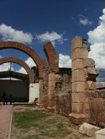 Ruinas En Cucurpe Sonora. Ciudades Pueblos De Sonora