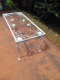 Coffee Table, Salterini Vintage SOLD | Vintage Wrought ...