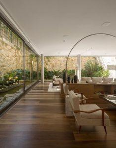 Casa jardim paulista arthur casas mhmd alansari pinterest architecture interiors and house also rh