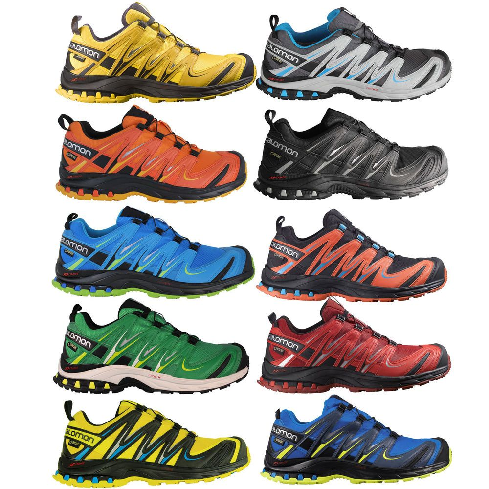 details about salomon xa pro d gtx mens running shoes jogging outdoor shoes waterproof new