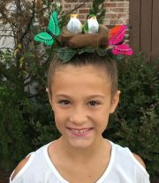 crazy hair day palm tree pinteres