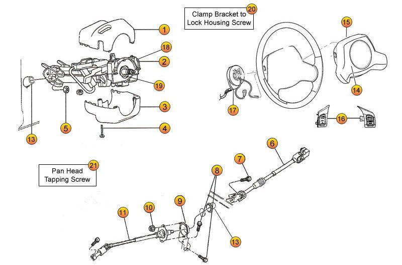 1998 jeep grand cherokee steering wiring diagram