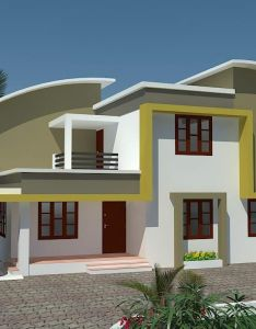 Kerala exterior painting home design house designs ranch plans style small best free also pinterest color combinations rh