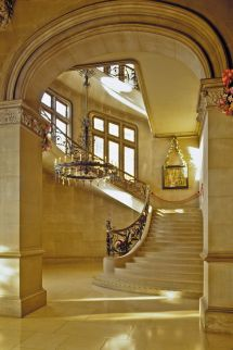 Beautiful View Of Grand Staircase Biltmore