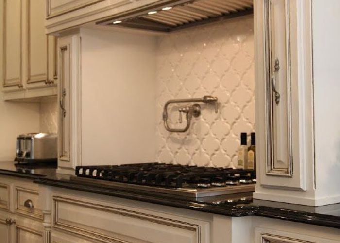 Paint is benjamin moore white dove with  chocolate glaze live beautifully also