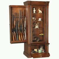 A Hidden Gun Cabinet in plain sight | Guns, Nice and Gun ...