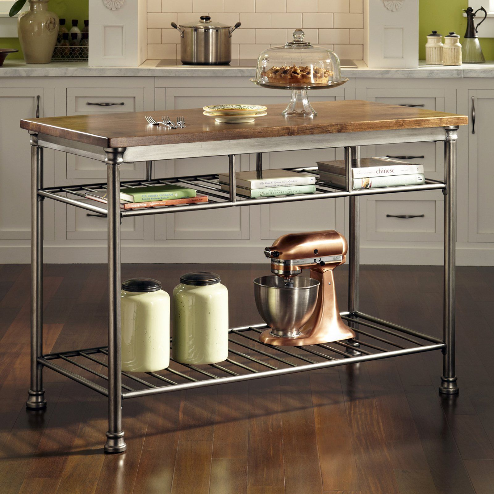 Have to have it Home Styles Orleans Wire Rack Kitchen