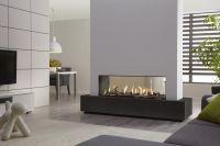 fireplace room divider   Dru - Metro130XT Tunnel ...
