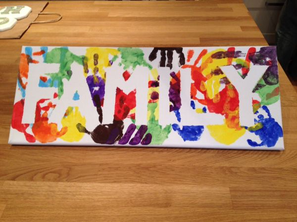 Family Craft Ideas for Preschoolers