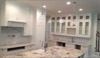 White Ice Granite Sample | Affordable Bathroom and Kitchen ...