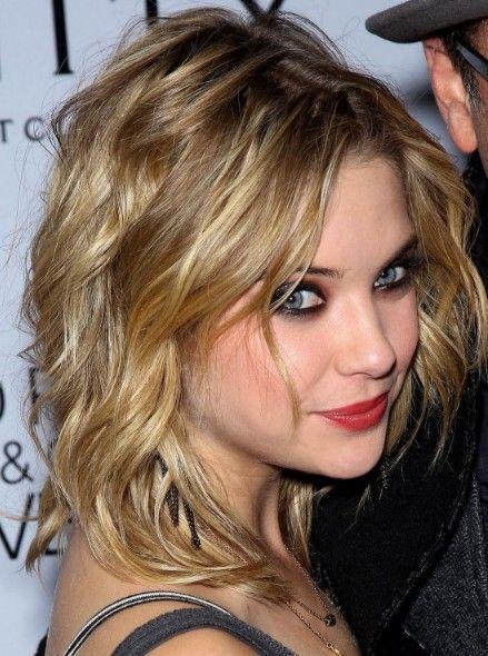 Einfach Elegant 10 Schulterlange Frisuren Für Welliges Haar