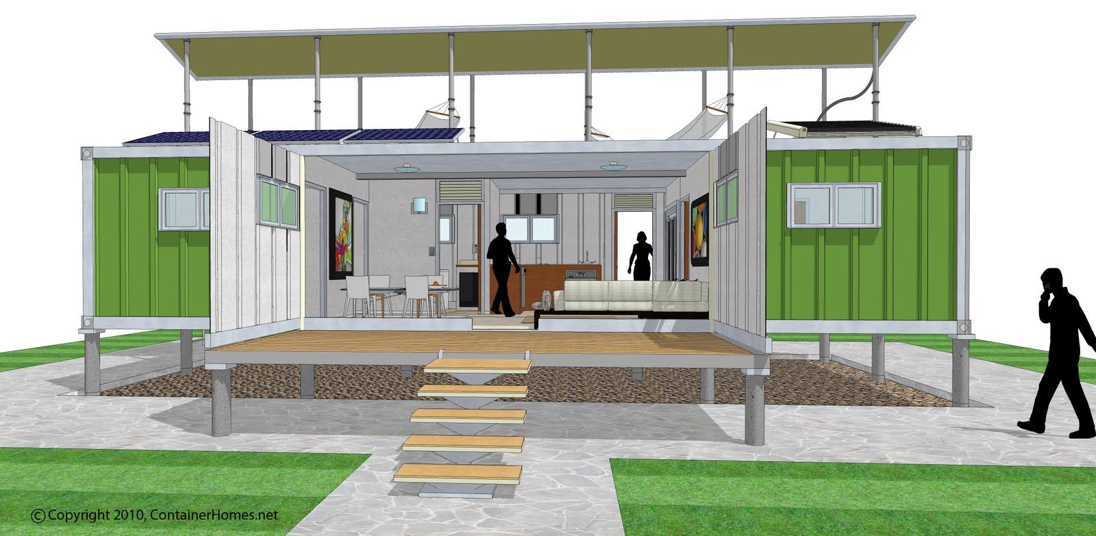 Knockout Shipping Container Home Design Plans Shipping Container