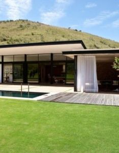 Minimalist pool at luxury house with natural beauty panorama in swellendam south africa by gass also rh pinterest