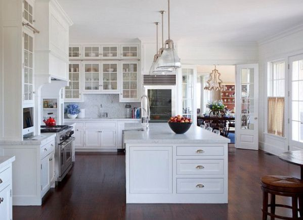 coastal kitchens with white cabinets Kitchen. Coastal White Kitchen. Coastal White Kitchen Cabinet. White Coastal kitchen with tall