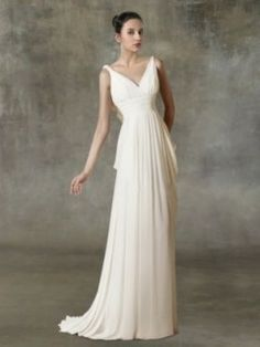 Brautkleid Schlicht Dress Pinterest