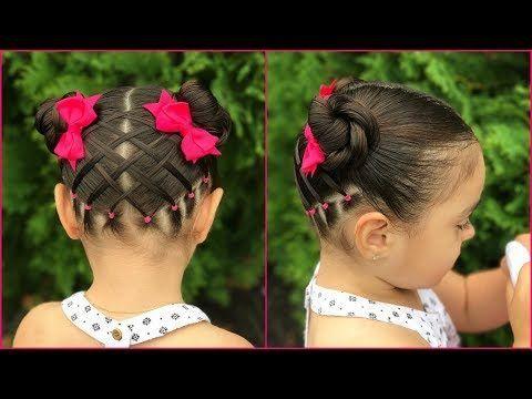 Peinados Trenzas Para Nia Peinado Para Nia Facil Con