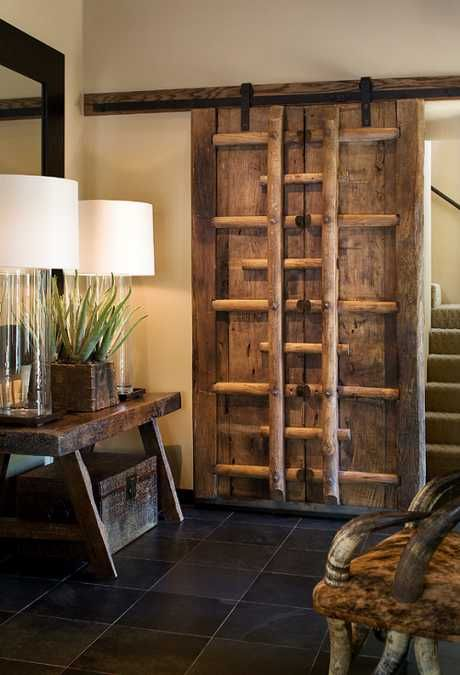 Interior Design And Decor Entry Ways Wood Furniture And