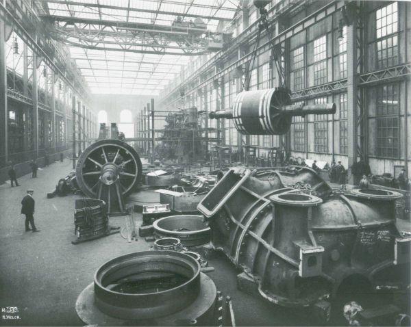 RMS Titanic Construction