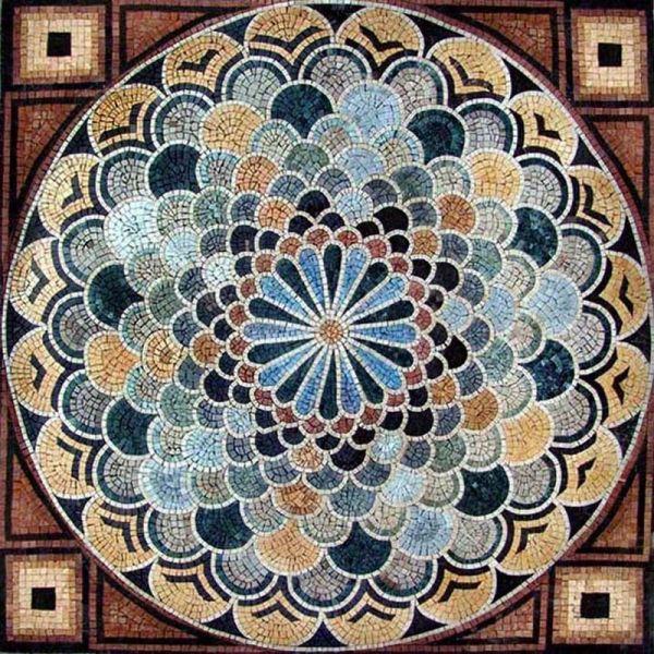 Mosaic Art Patterns