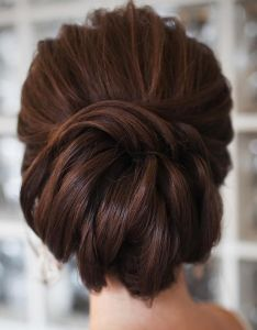 diverse homecoming hairstyles for short medium and long hair also rh pinterest