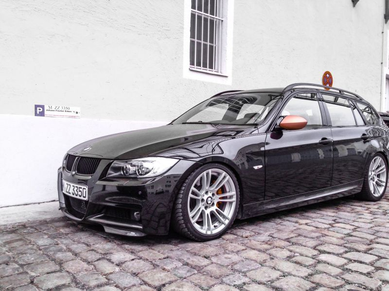 Bmw E90 Touring Holliddays