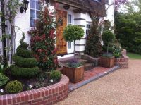 Decoration Adorable Front Gardens Designs: Engaging Front ...