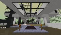 Minecraft Modern House Bedroom