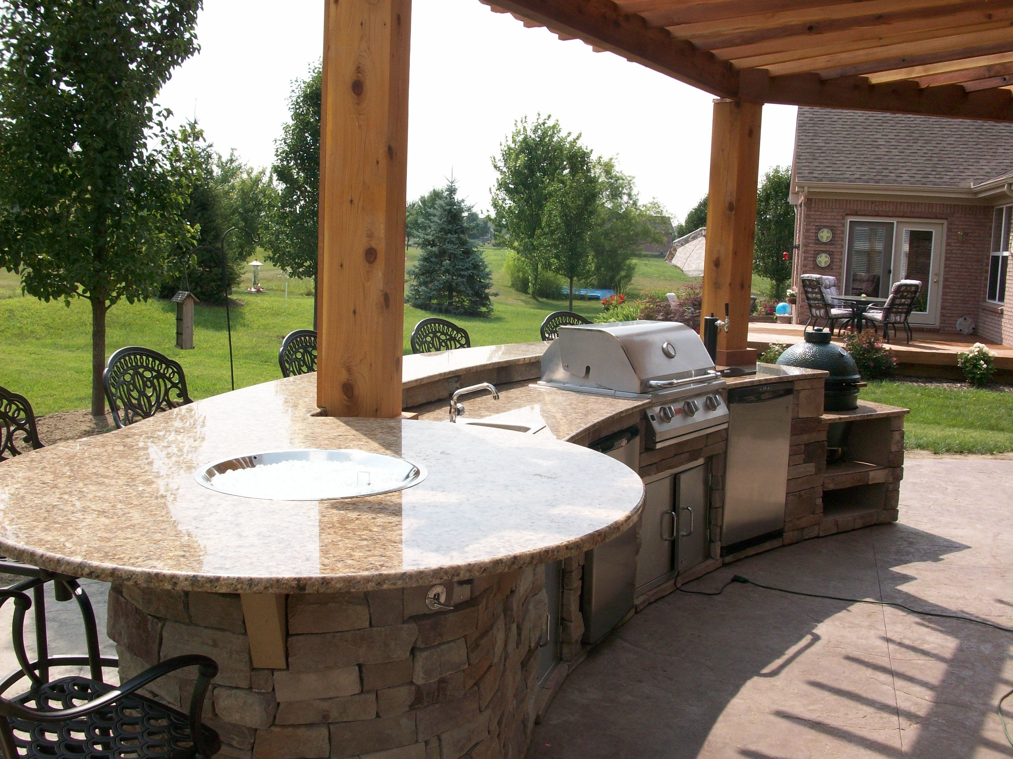 photos of outdoor kitchens and bars kitchen islands for sale 43 firepit bar top firepits fireplaces