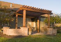pergola designs | Deck With Pergola Plans | Woodworking ...