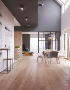 Interior design for  house in modern minimal scandinavian style young couple location also rh ar pinterest