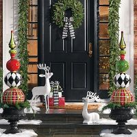 Harper Holiday Topiary | Holidays, Christmas topiary and ...