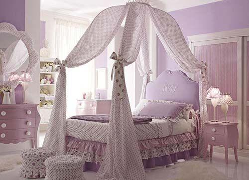 girls canopy bedroom set | girls bedroom sets | pinterest | girls