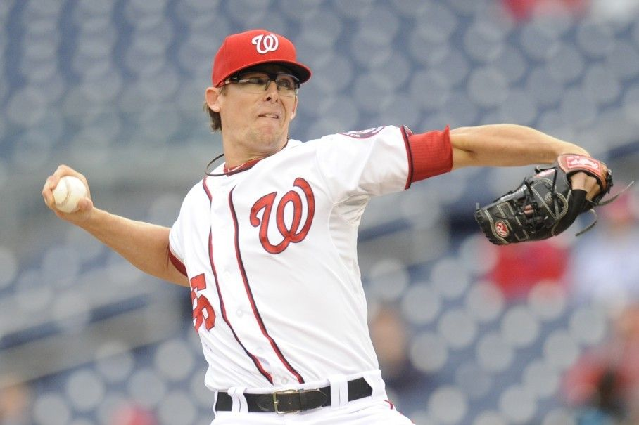 Amid Trade Rumors Tyler Clippard Hopes To Stay Journals News