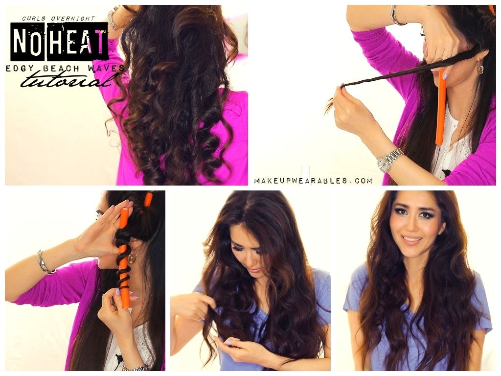 How To Curl Your Hair Learn With These Simple Steps And Tips