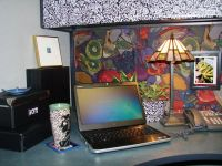 classy cubicle decorating ideas