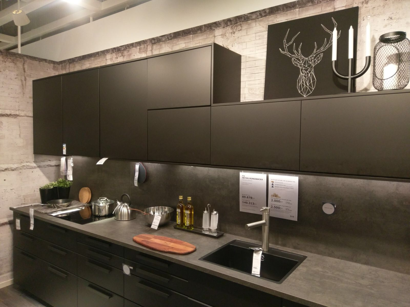 Ikea Kitchen Wall Cupboards