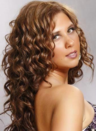 Spiral Curling Iron Hairstyles Curly Hair Pinterest Spirals