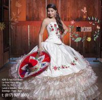 la glitter quinceanera dresses | True Mexicans | Pinterest ...