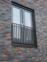 modern juliet balcony