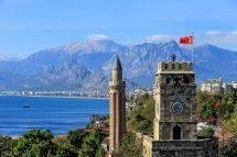 Turkey Antalya Attraction